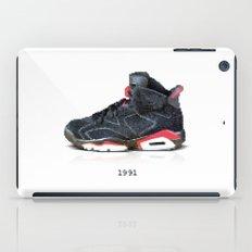 Pixel Jordan iPad Case