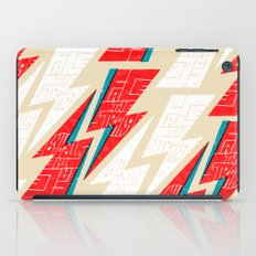Face The Strange iPad Case