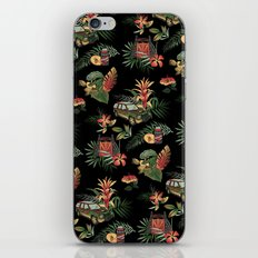 Classic Jurassic iPhone & iPod Skin