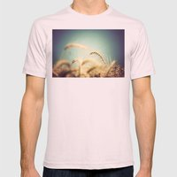Grain Mens Fitted Tee Light Pink SMALL