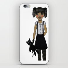 Daliah iPhone & iPod Skin