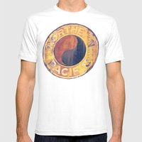 Rust And Memories Mens Fitted Tee White SMALL