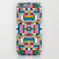iPhone & iPod Case featuring Map Tex #2 by Project M