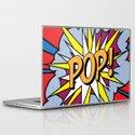 POP Art Exclamation Laptop & iPad Skin