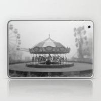 Silent Beach Park Laptop & iPad Skin