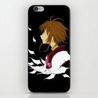 Lost Wings iPhone & iPod Skin