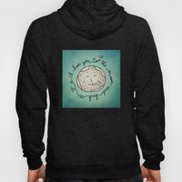 I Love You To The Moon And Back (blue) Hoody