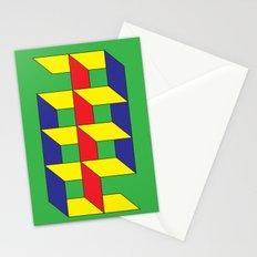 Eponymous Bookshelf Stationery Cards