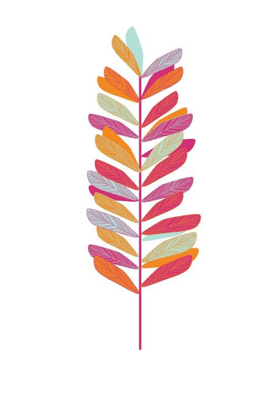 Branch 1 Art Print