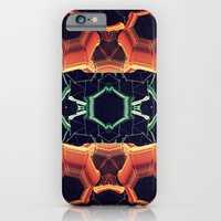 iPhone & iPod Case featuring Virus by Molzography
