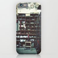 Paris Cook Shop iPhone 6 Slim Case