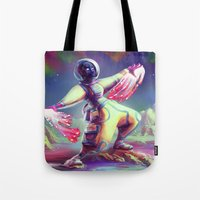 A New Challenger Appears… Tote Bag