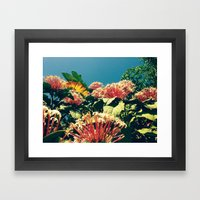 Badfish Framed Art Print