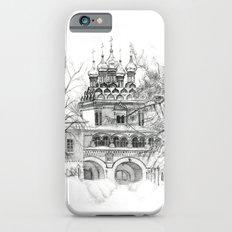Winter Joseph-Volokolamsk Monastery SK031 Slim Case iPhone 6s