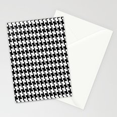 Pied de Poule  Stationery Cards