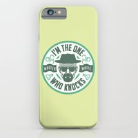 I'm the one who knocks iPhone 6 Slim Case