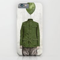 The Soldier - #3 iPhone 6 Slim Case