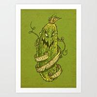 F#ck Pumpkin... Got Cucu… Art Print