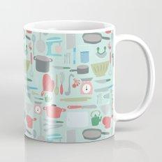 Kitchen Pattern Mug