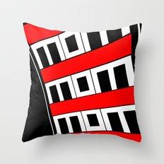 MoM2 Throw Pillow