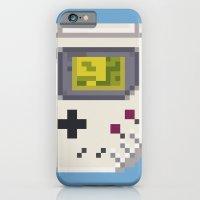 8-BIT Retro Console & Ga… iPhone 6 Slim Case