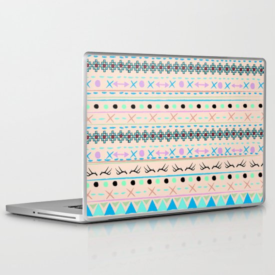 SWEET WINTER PATTERN Laptop & iPad Skin