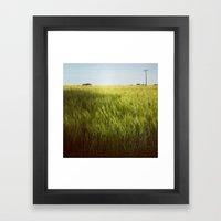 InLove Framed Art Print