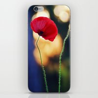 We Move Lightly iPhone & iPod Skin