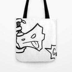 c-clamp champ Tote Bag