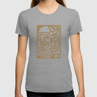 Keymaster Games Womens Fitted Tee Tri-Grey SMALL