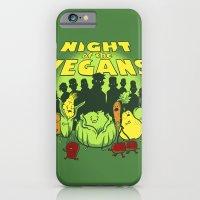 Night of the Vegans iPhone 6 Slim Case