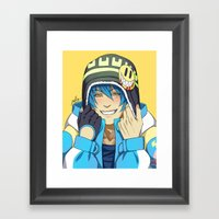 That's Not Your Hat Framed Art Print