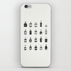 Lil' Whiskys iPhone & iPod Skin
