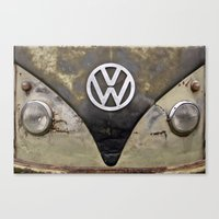VW Indestructable Canvas Print