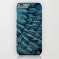 Ombre wings iPhone 6 Slim Case