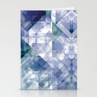 pixel Stationery Cards featuring Pixel. by Amelia Temple