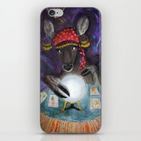 Deer of Commitment iPhone & iPod Skin