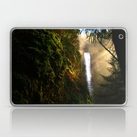 Multnomah Falls Laptop & iPad Skin