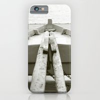iPhone & iPod Case featuring Boat I by Leonor Saavedra