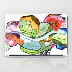 Flower Heart iPad Case