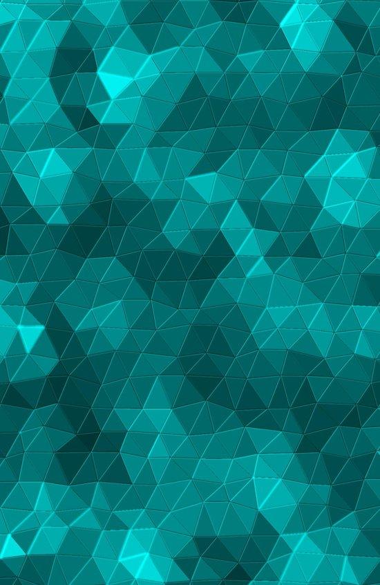 Kaleidoscope Series Crystal Art Print