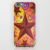 Stars & Circles  iPhone 6 Slim Case