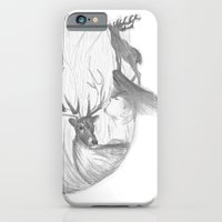 Stag And Man iPhone 6 Slim Case
