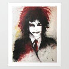 Hitsugi Nightmare Art Print
