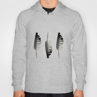 Feathers in the Light Hoody