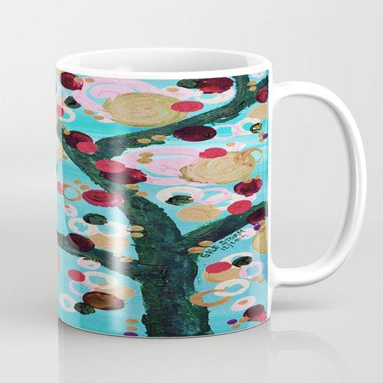 :: Gemmy Owl Loves Jewel Trees :: Mug