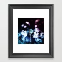 Zircon Framed Art Print