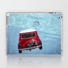 deep water swimming mini #1 Laptop & iPad Skin