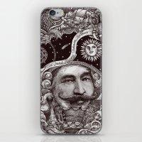 Baron Von Munchausen iPhone & iPod Skin