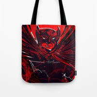 SHADOW VELOCITY_V2 Tote Bag